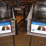 shopping cart posters