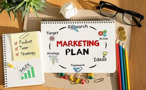 marketing strategy planner