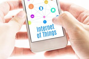 digital dominance internet of things