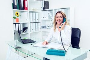 medical scheduler job description phone