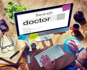 doctor marketing website review