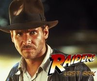 Raiders of the Lost Ark Cover title
