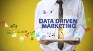 data driven medical marketing