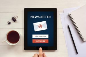 doctor enewsletter subscribe