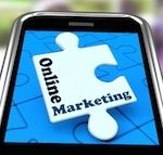 online marketing phone