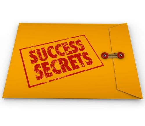 success secrets folder