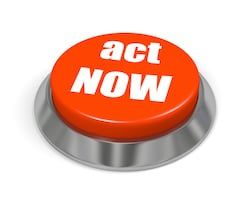 """Act Now"" button"