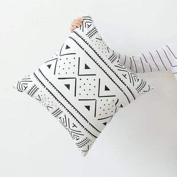 Arielle Moroccan Cushion Cover-Heart N' Soul Home-45 x 45 cm No Insert-Heart N' Soul Home