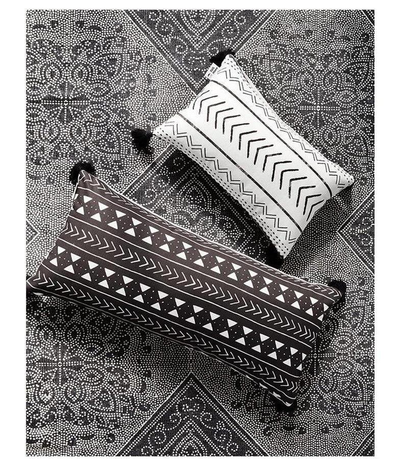 Avianna Moroccan Cushion Cover-Heart N' Soul Home-30 x 80 cm No Insert-Heart N' Soul Home