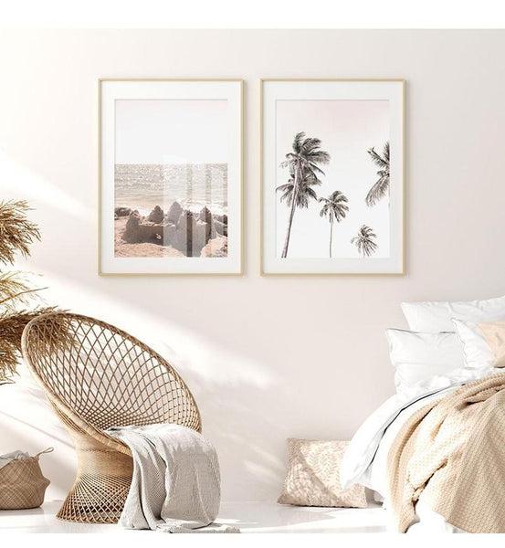 Coastal Dream Life Canvas Prints-Heart N' Soul Home-Heart N' Soul Home