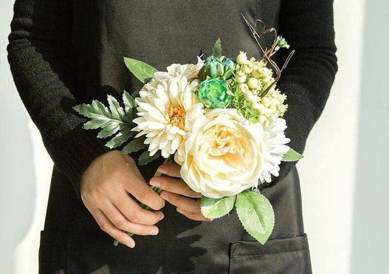 Gerbera Flower Bouquet Set-Heart N' Soul Home-Gerbera Flower Bouquet Set-Heart N' Soul Home