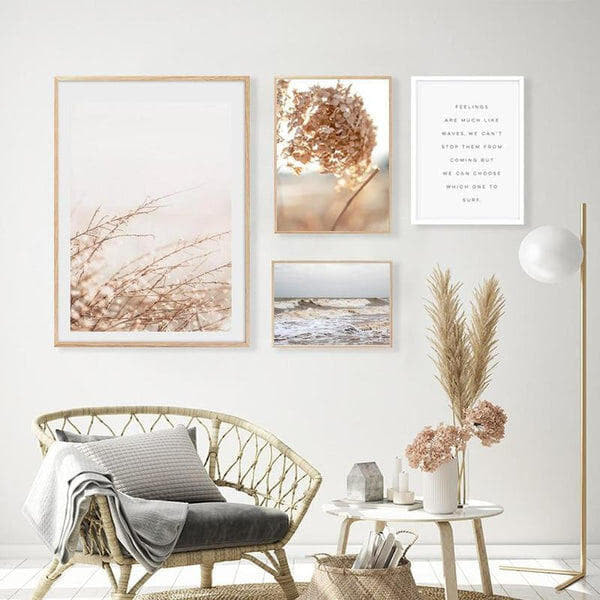 In The Breeze Bohemian Style Canvas Prints-Heart N' Soul Home-Heart N' Soul Home