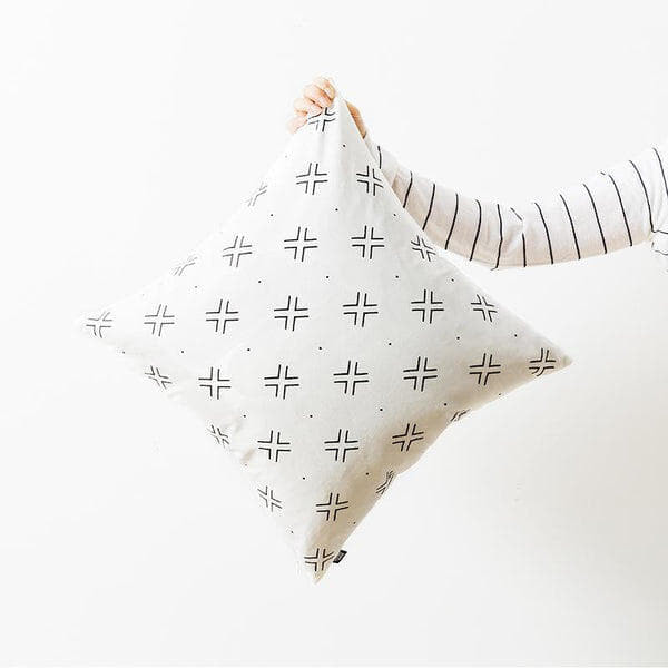 Kaitlyn Moroccan Cushion Cover-Heart N' Soul Home-45 x 45 cm No Insert-HM15 45x45CM super soft-Heart N' Soul Home
