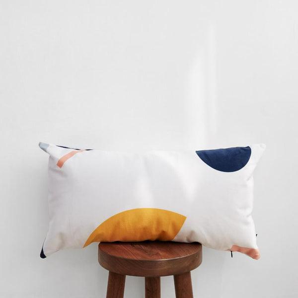 Leia Cushion Cover-Heart N' Soul Home-30 x 60 cm No Insert-Heart N' Soul Home