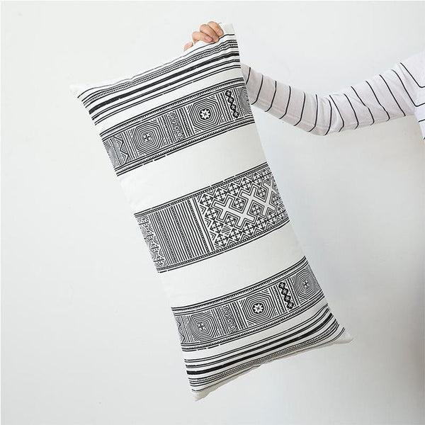Miranda Moroccan Cushion Cover-Heart N' Soul Home-35 x 70 cm No Insert-Heart N' Soul Home