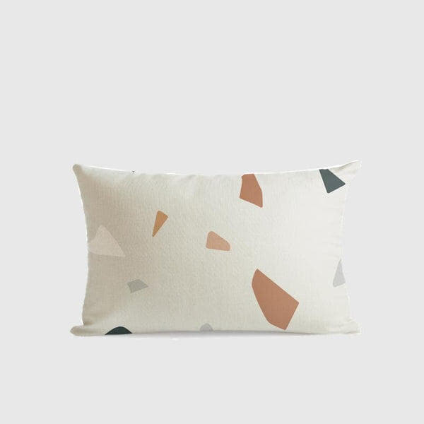 Morandi Colour Art Series Cushion Cover Ainsley-Heart N' Soul Home-30×50 cm No Insert-Heart N' Soul Home