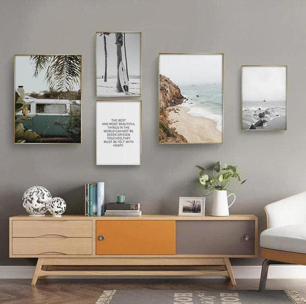 The Love For The Ocean Canvas Prints-Heart N' Soul Home-Heart N' Soul Home