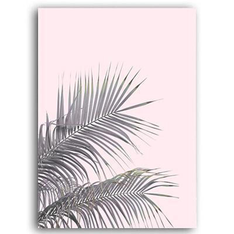 Travelers' Dream Canvas Painting Prints-Heart N' Soul Home-60x90cn no frame-Leaves-Heart N' Soul Home