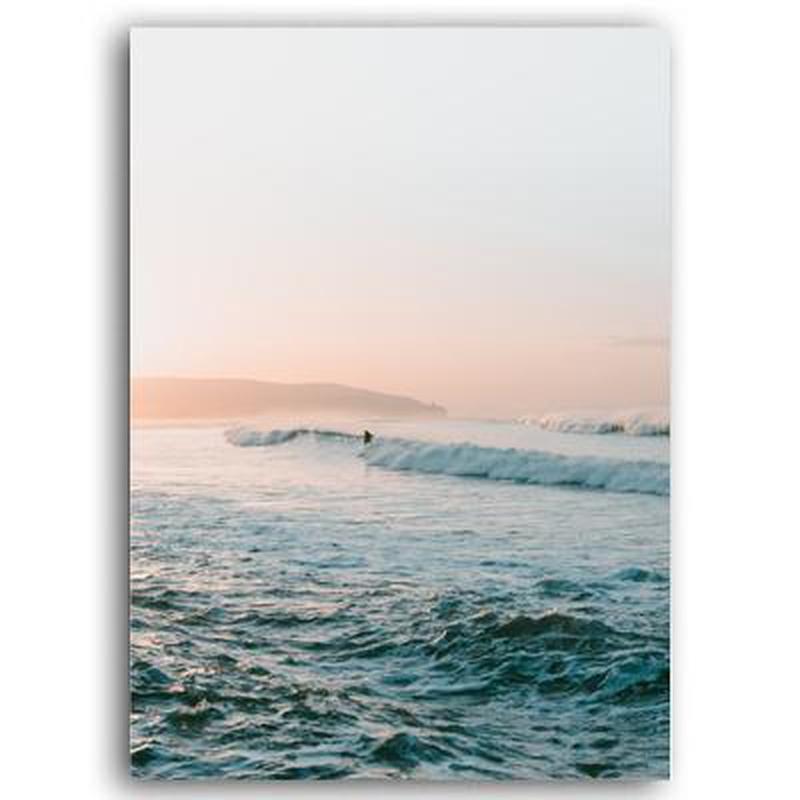 Travelers' Dream Canvas Painting Prints-Heart N' Soul Home-60x90cn no frame-Ocean-Heart N' Soul Home
