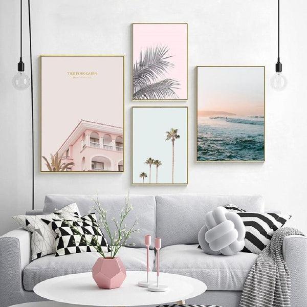 Travelers' Dream Canvas Painting Prints-Heart N' Soul Home-Heart N' Soul Home