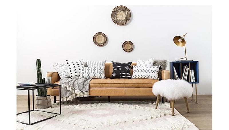 Willa Moroccan Cushion Cover-Heart N' Soul Home-30 x 50 cm No Insert-HM12 30x50CM super soft-Heart N' Soul Home