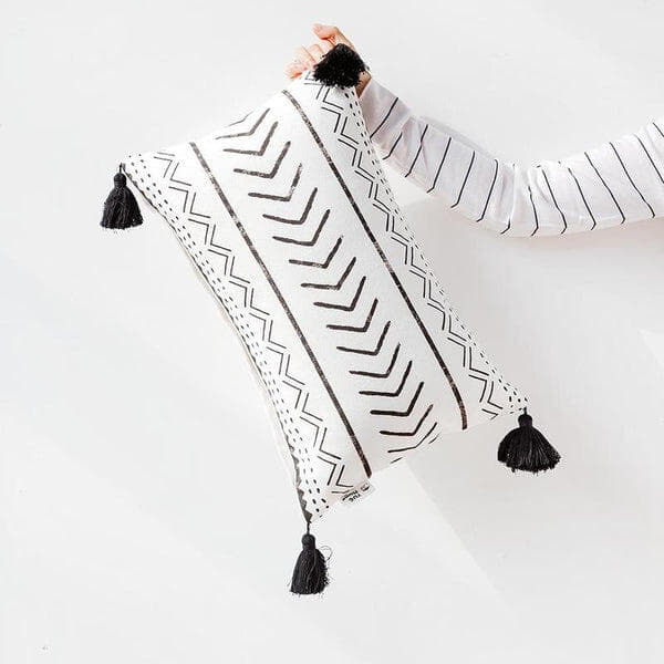 Zariah Moroccan Cushion Cover-Heart N' Soul Home-30 x 50 cm No Insert-Heart N' Soul Home