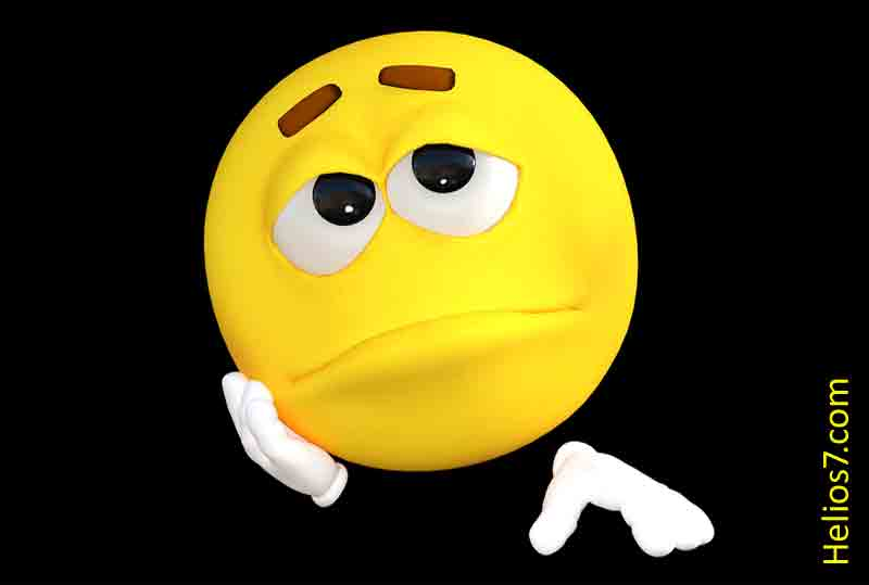 are emojis bad