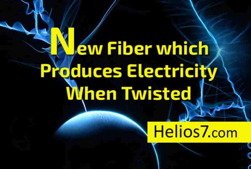 fiber electricity