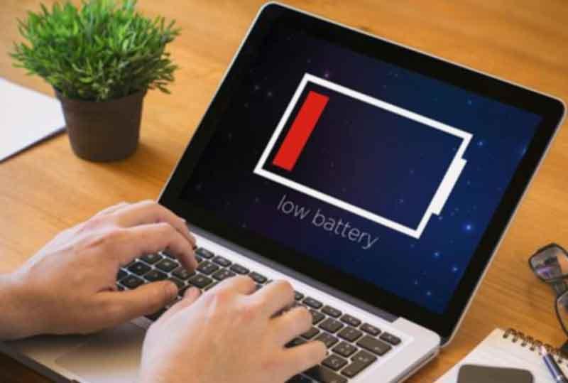 laptop battery life