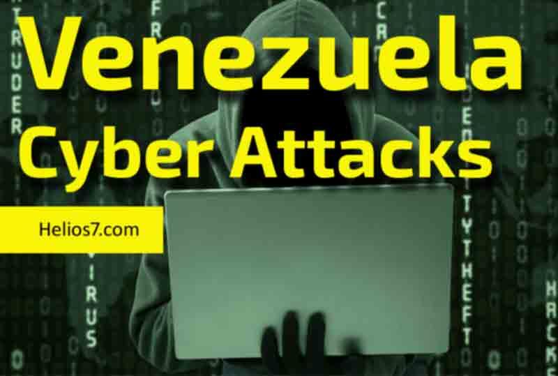 venezuala cyber attacks