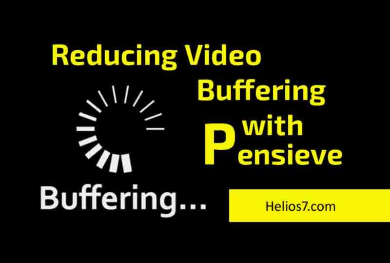 video buffering reduction