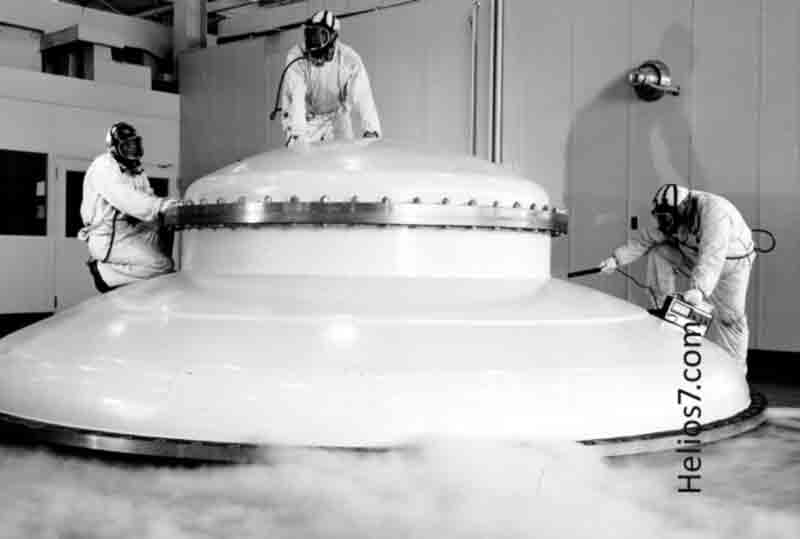 flying saucer england