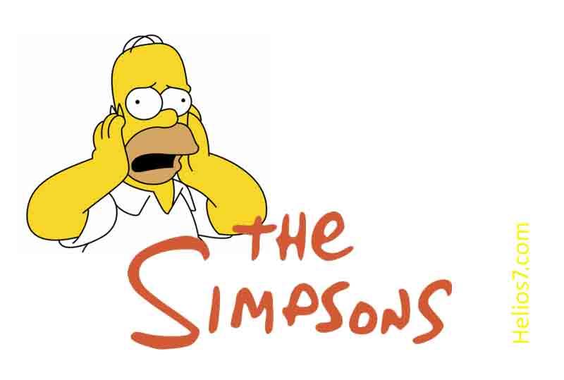simpsons sad