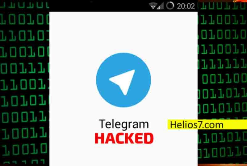 telegram hacked