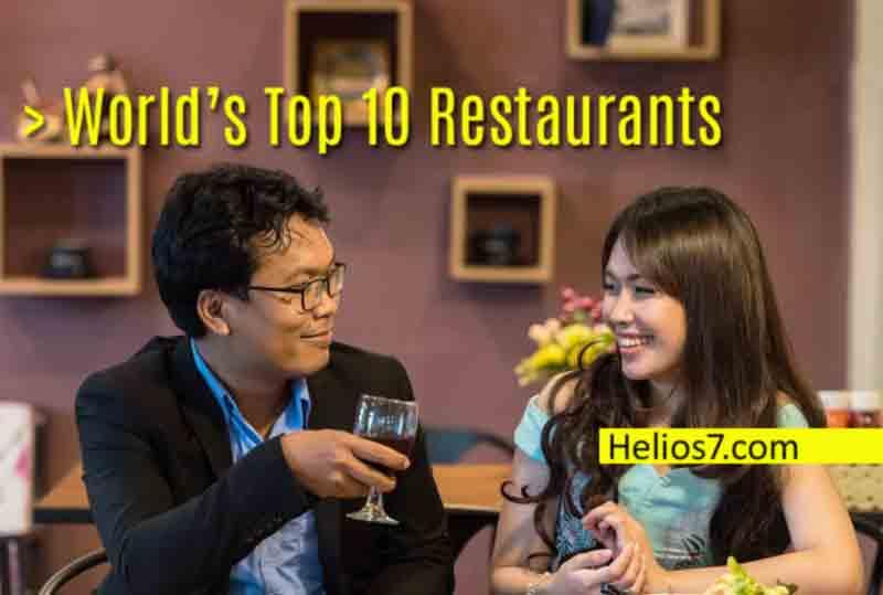 restaurants top 10