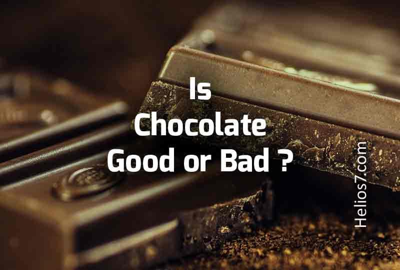 chocolate healthy or unhealthy