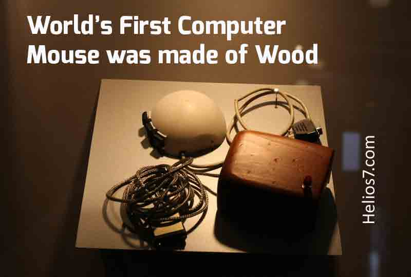 worlds first mouse
