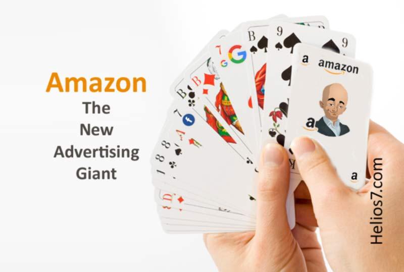 amazon advertising giant