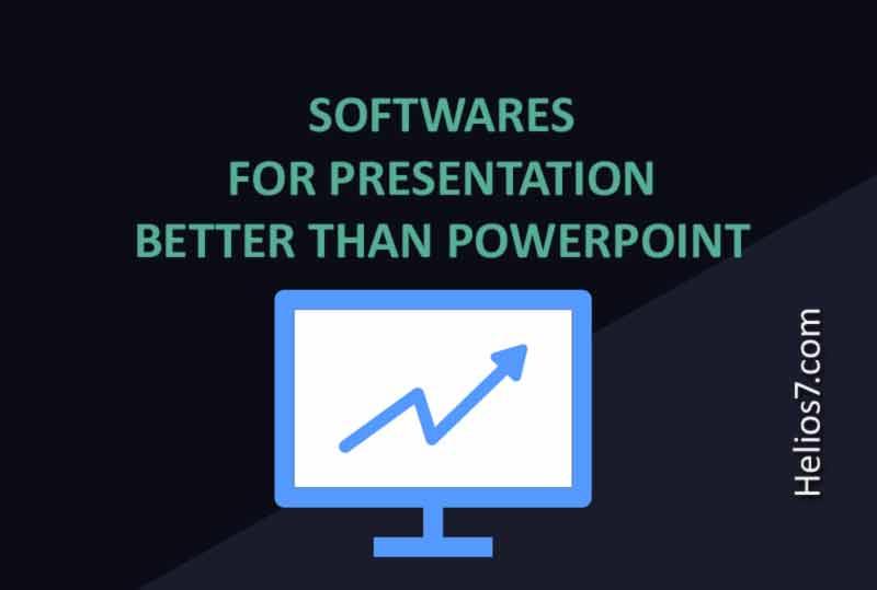 software for presentation