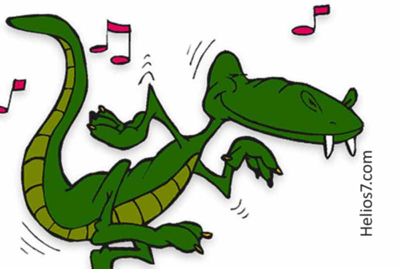 music croc