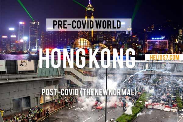 hong kong-precovid-postcovid