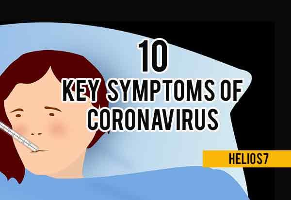 10 key symptoms