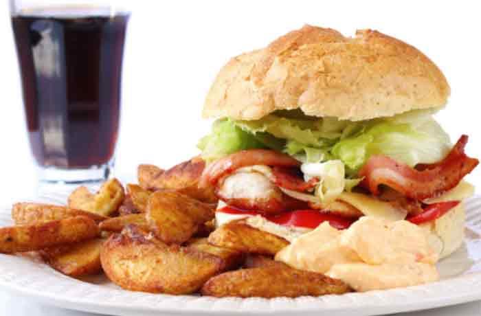 fast food health