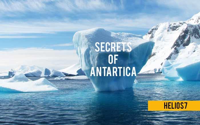 secrets of antartica