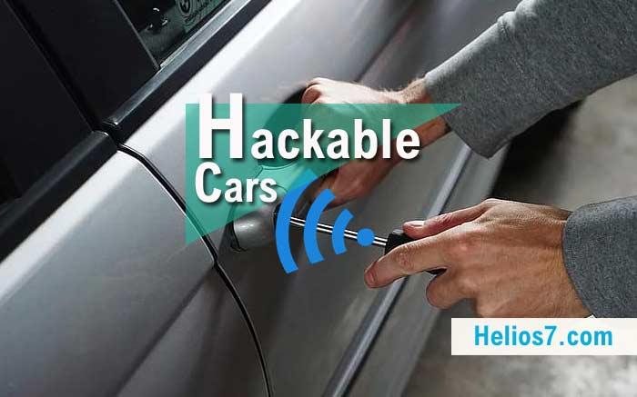 hackable cars