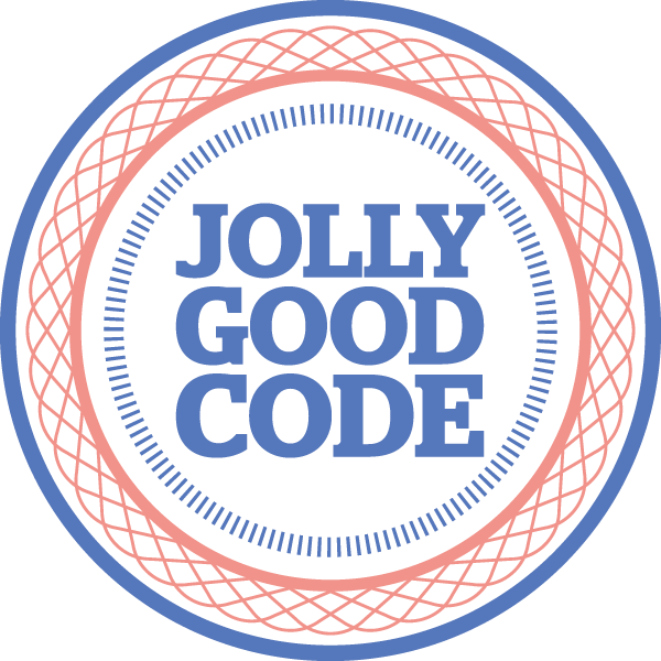 Jolly Good Code logo