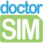 doctorSIM logo