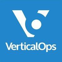 VerticalOps logo