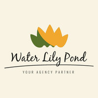 Water Lily Pond logo