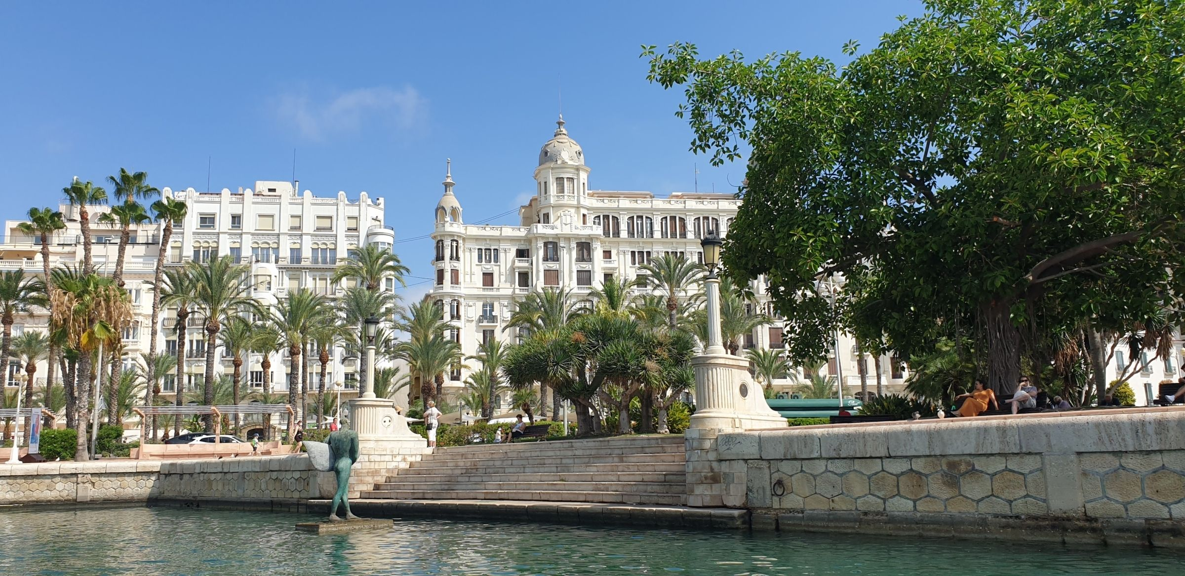 Alicante Town Costa Blanca